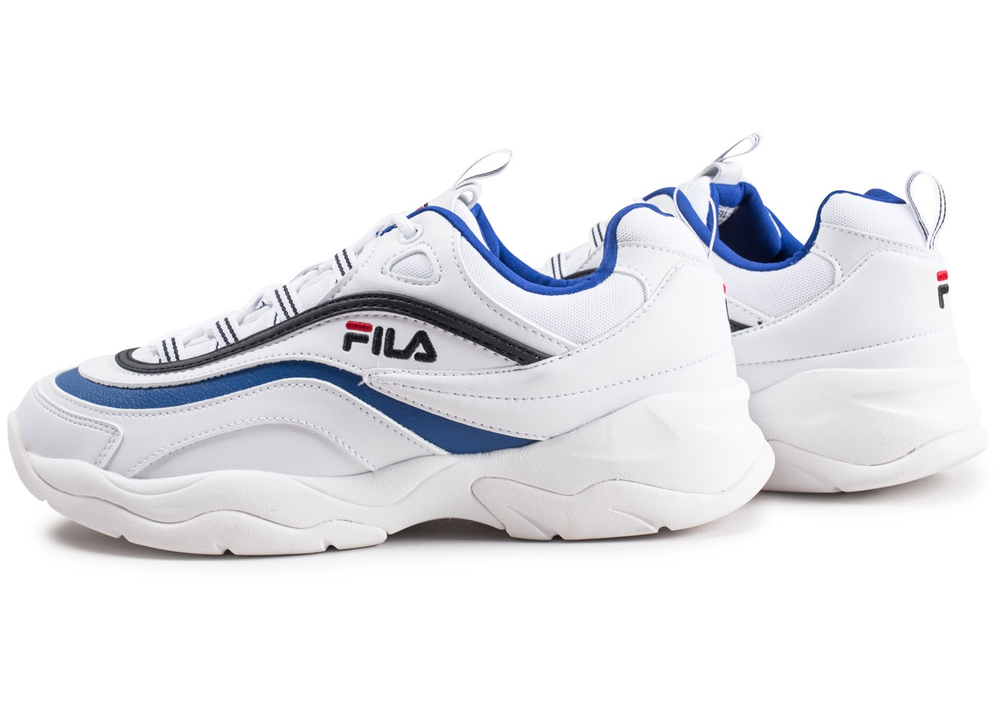 Baskets Homme Chaussures Bleue Blanche Chausport Ray Fila Et x1XYYq
