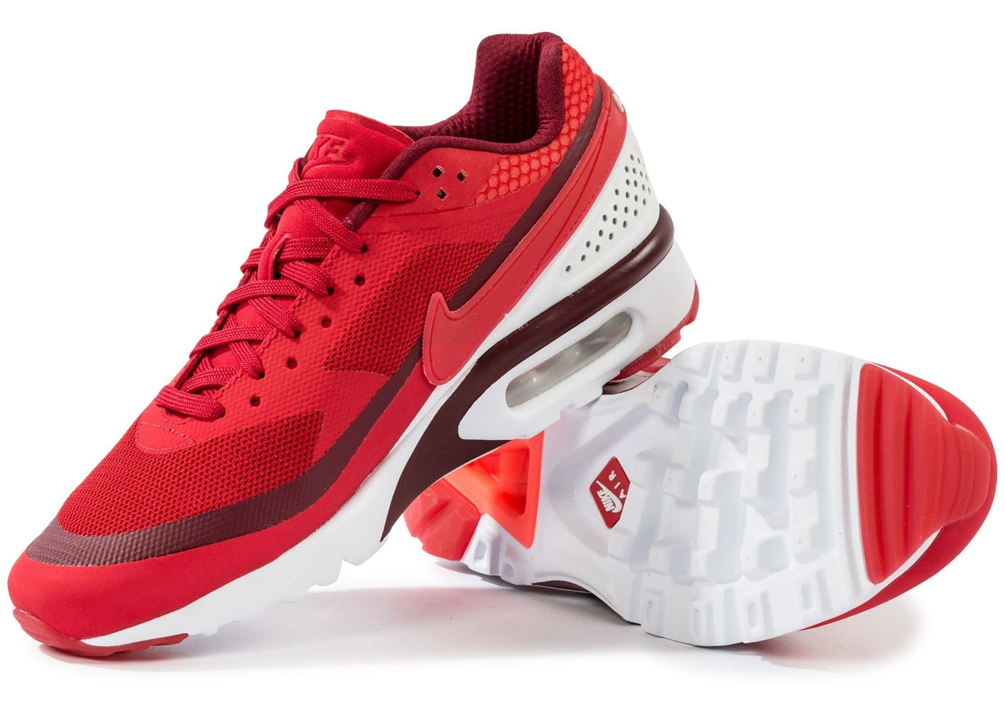 air max bw ultra rouge