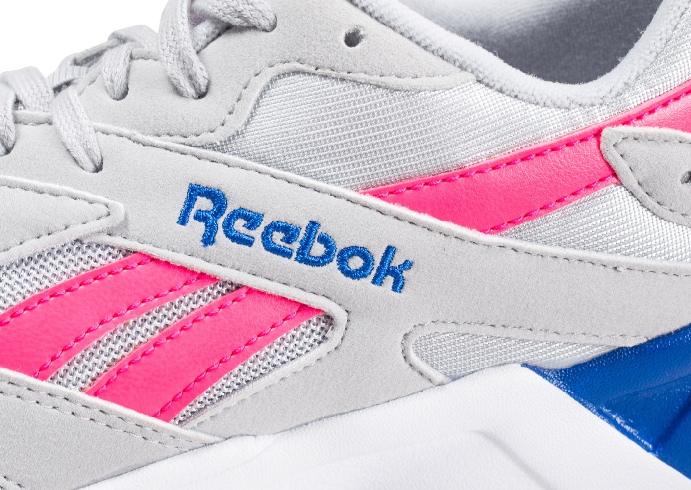 new concept b6819 cf981 Qby7axsw Chaussures Rose Chausport Homme Reebok Grise Baskets Et Aztrek  7xBZn6W