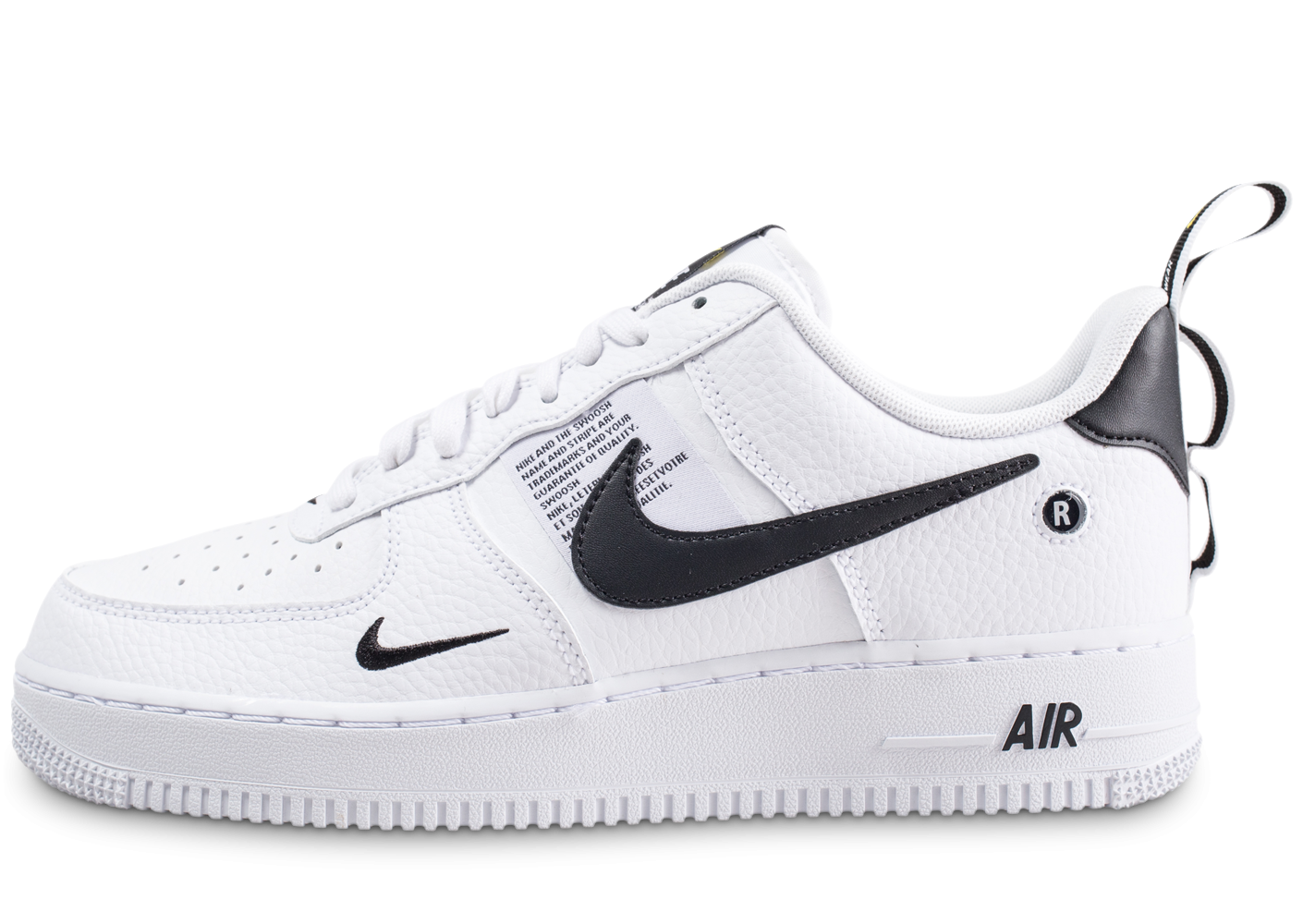 air force 1 utility grise