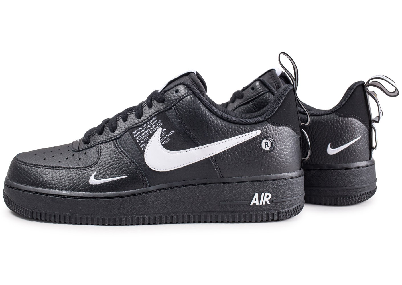 basket nike air force 1 noir