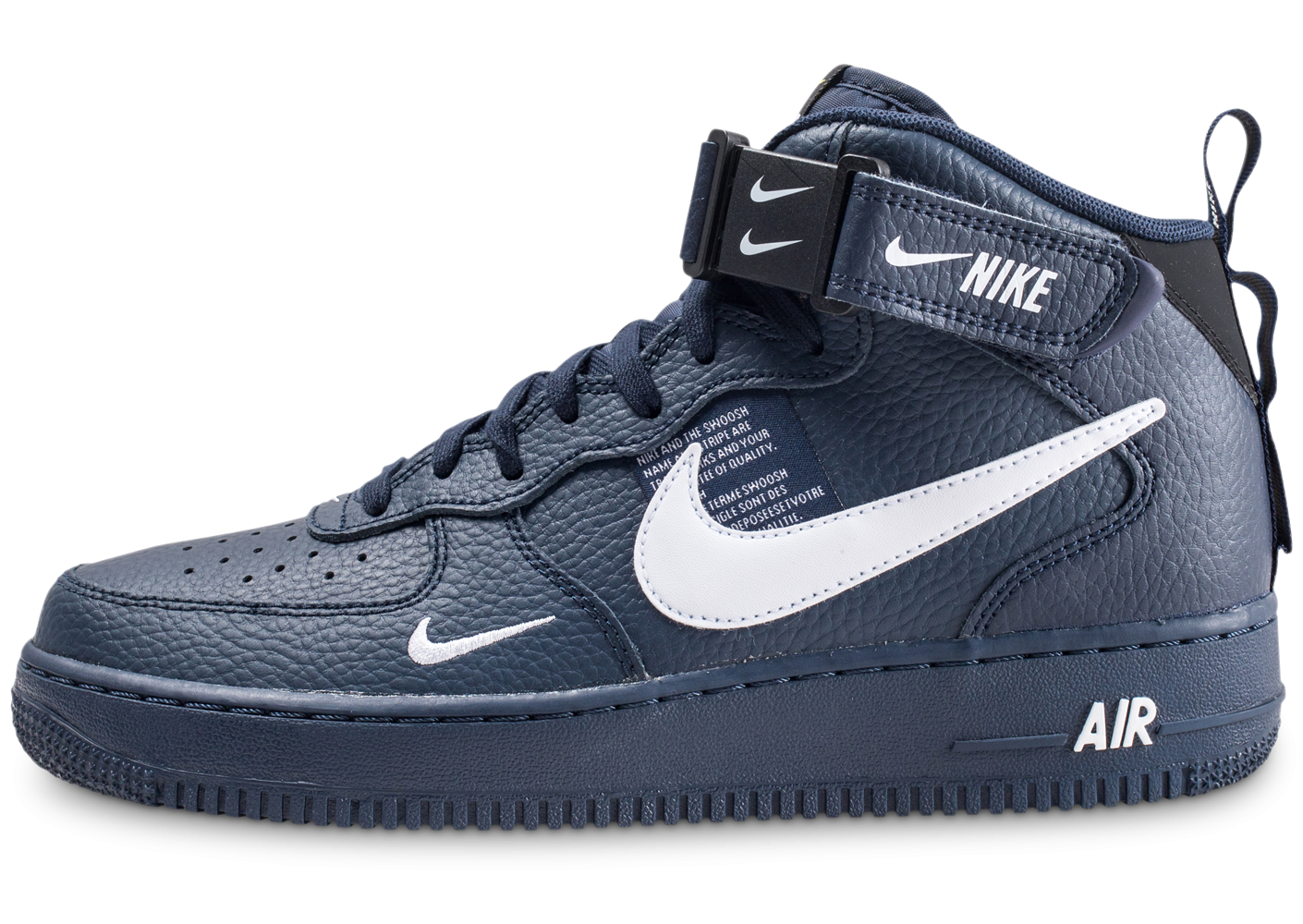 nike air force 1 bleu marine