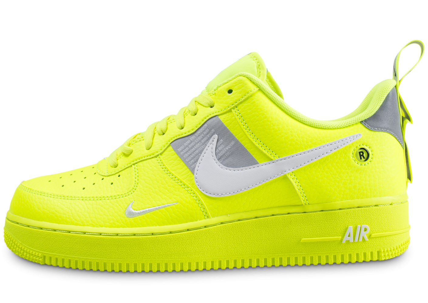Nike Air Force 1 '07 LV8 Utility Néon Jaune