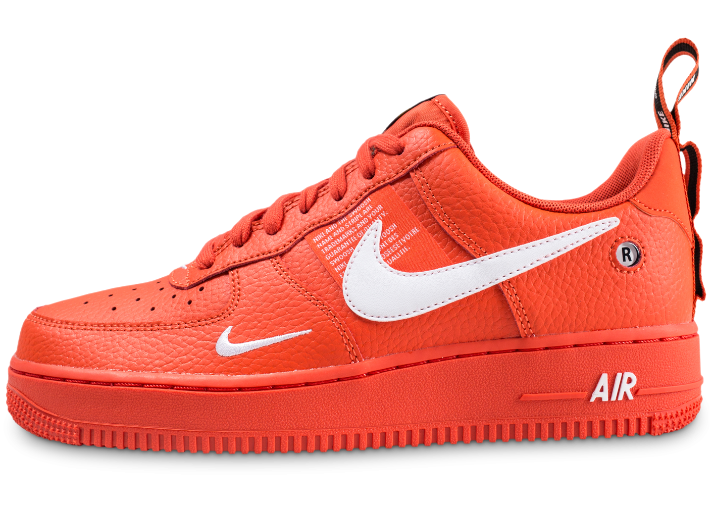 Nike Air Force 1 '07 LV8 Utility orange