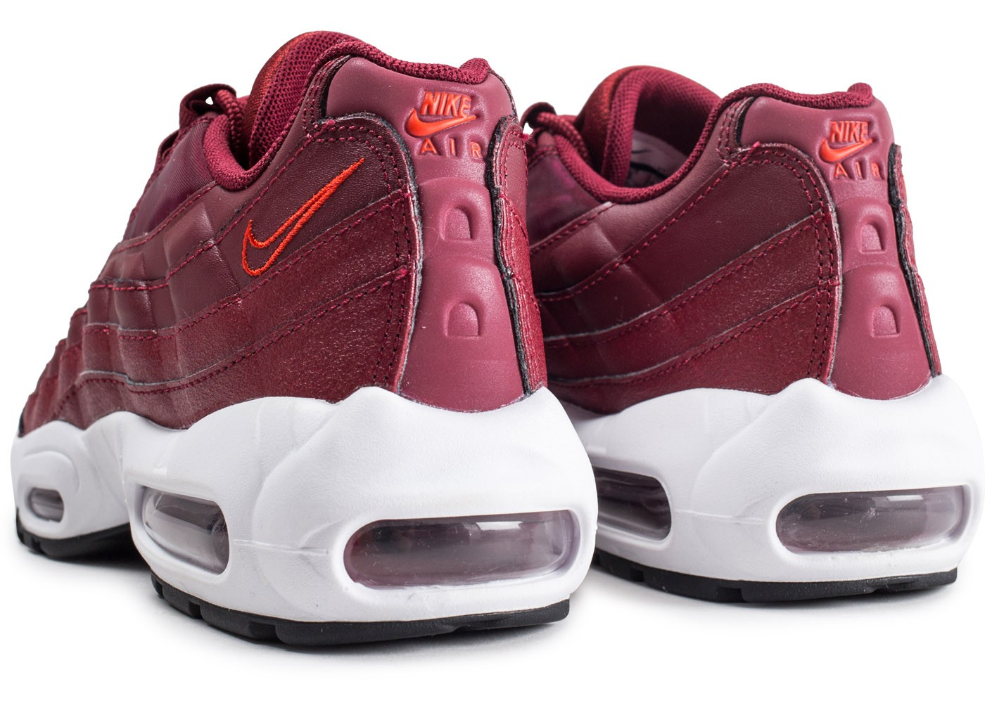 Nike Air Max 95 Habanero femme Chaussures Baskets femme