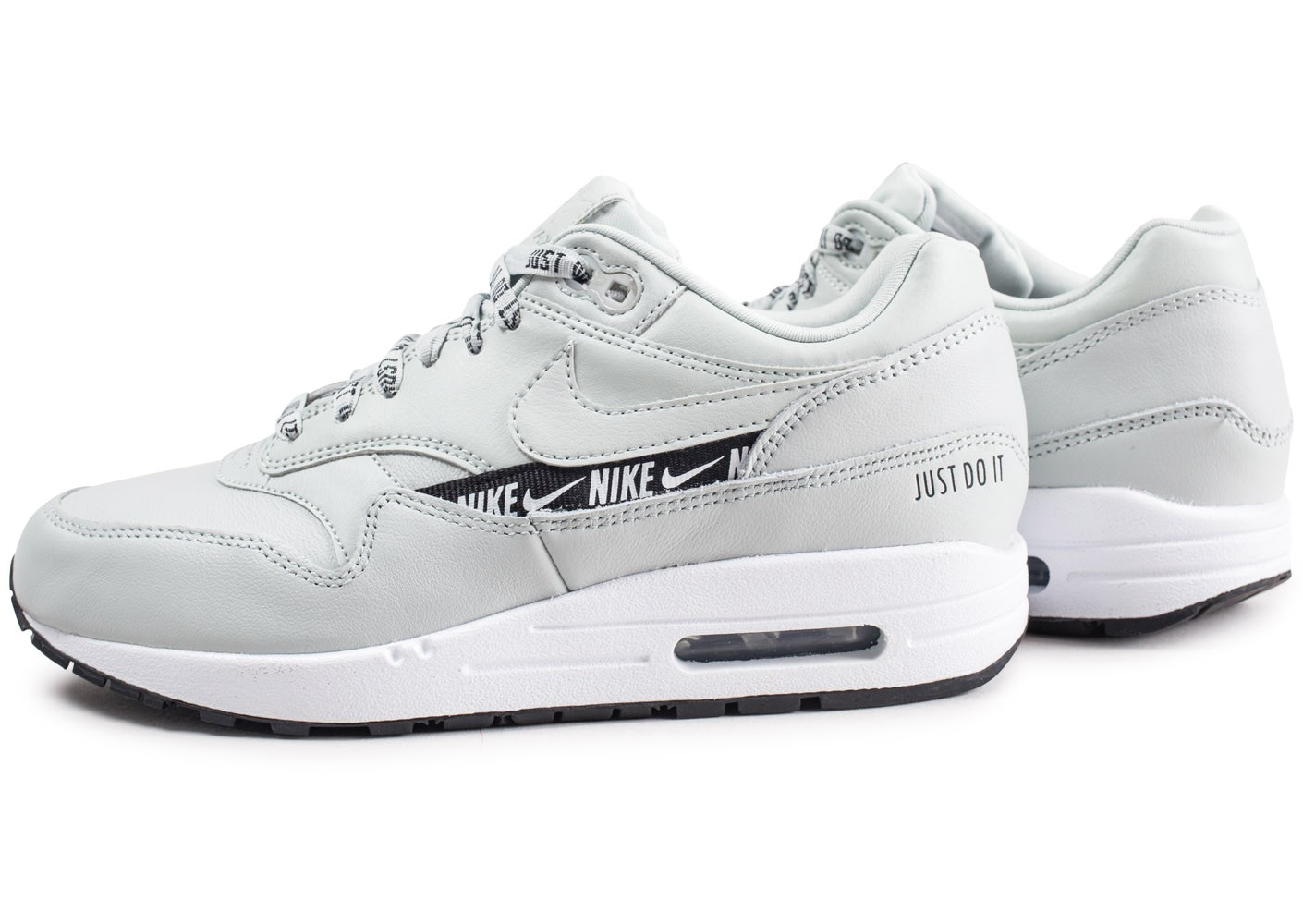 Nike Les Max Toutes 1 Argent Femme Overbranded Chaussures Air Se TulPkOXZiw