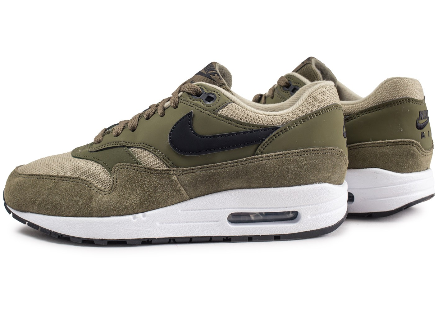 Nike Air Max 1 olive femme Chaussures Toutes les baskets