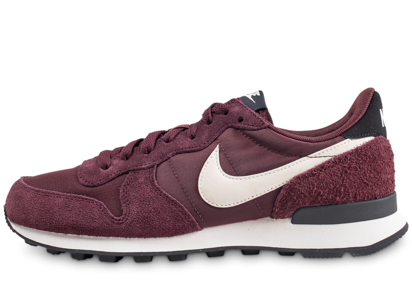 detailed look 4c26c 3412c Nike Internationalist bordeaux femme - Chaussures Baskets femme - Chausport