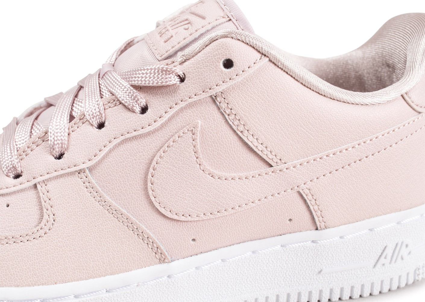 buying now factory outlet the best Nike Air Force 1 SS rose clair junior - Chaussures Enfant ...
