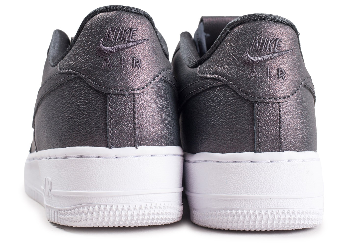 best website 8f448 c73a8 ... Chaussures Nike Air Force 1 SS anthracite junior vue dessous ...