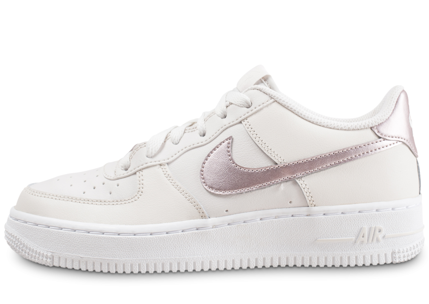 air force 1 blanc et bronze