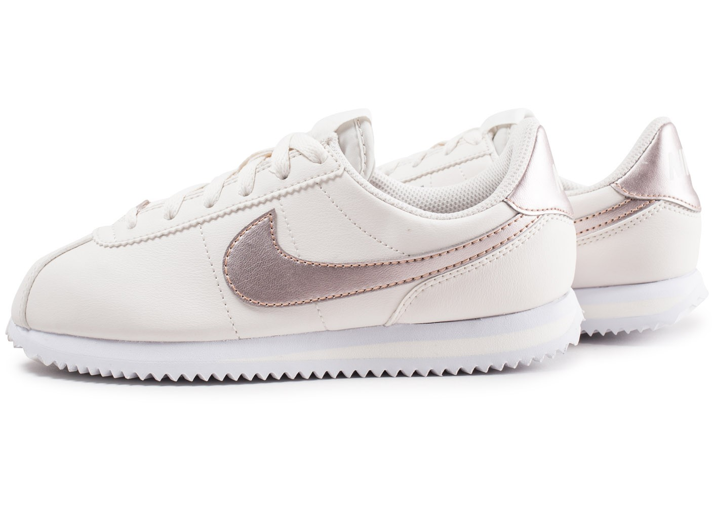 plus récent 0b554 40b0d official rose or and noir nike cortez 087e7 999aa