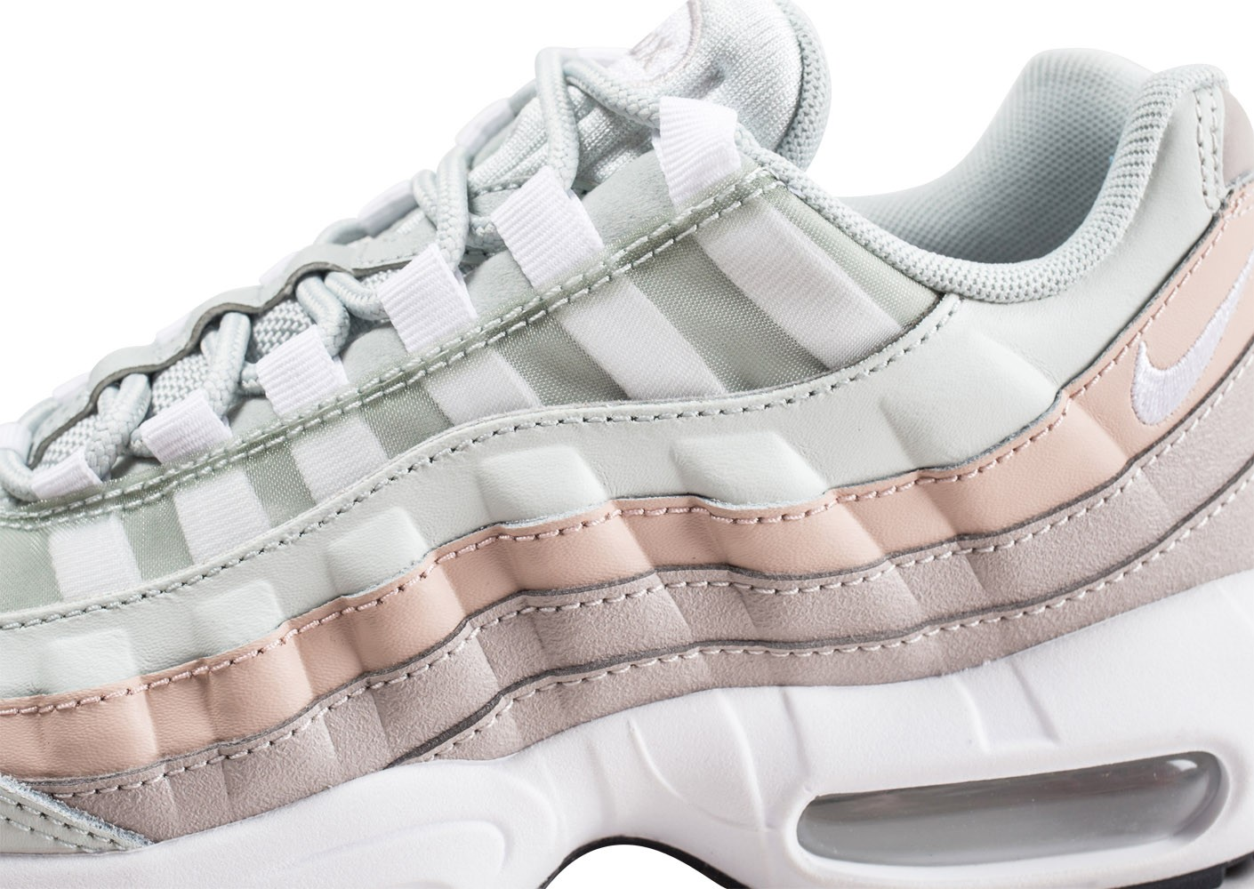 nike air max 95 femme argent