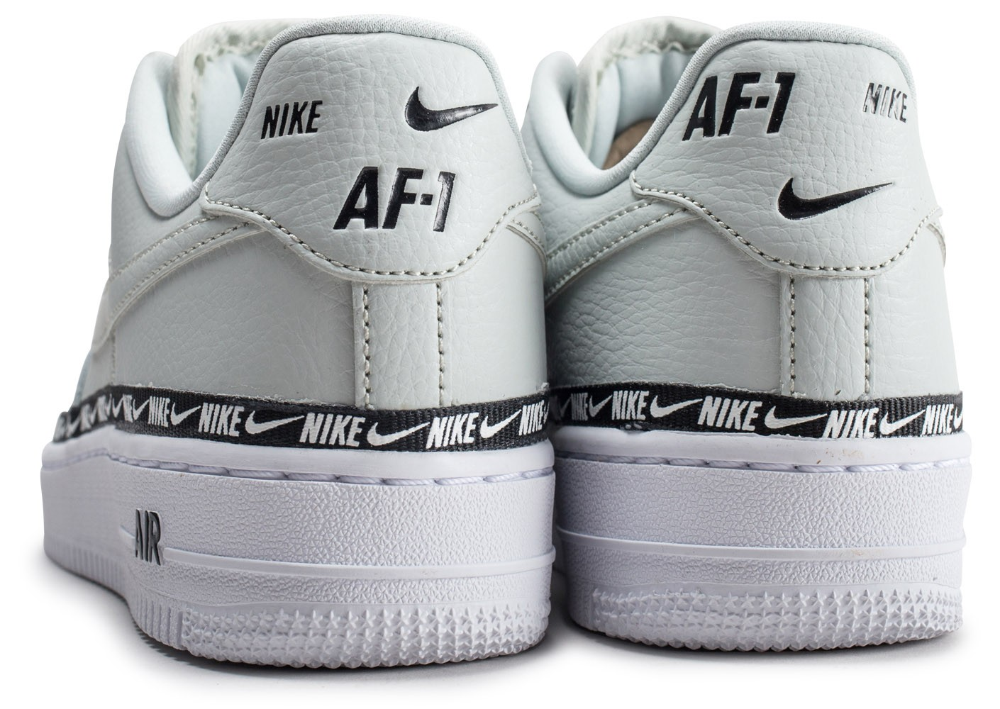 Nike Air Force 1'07 SE Premium argent femme - Chaussures ...