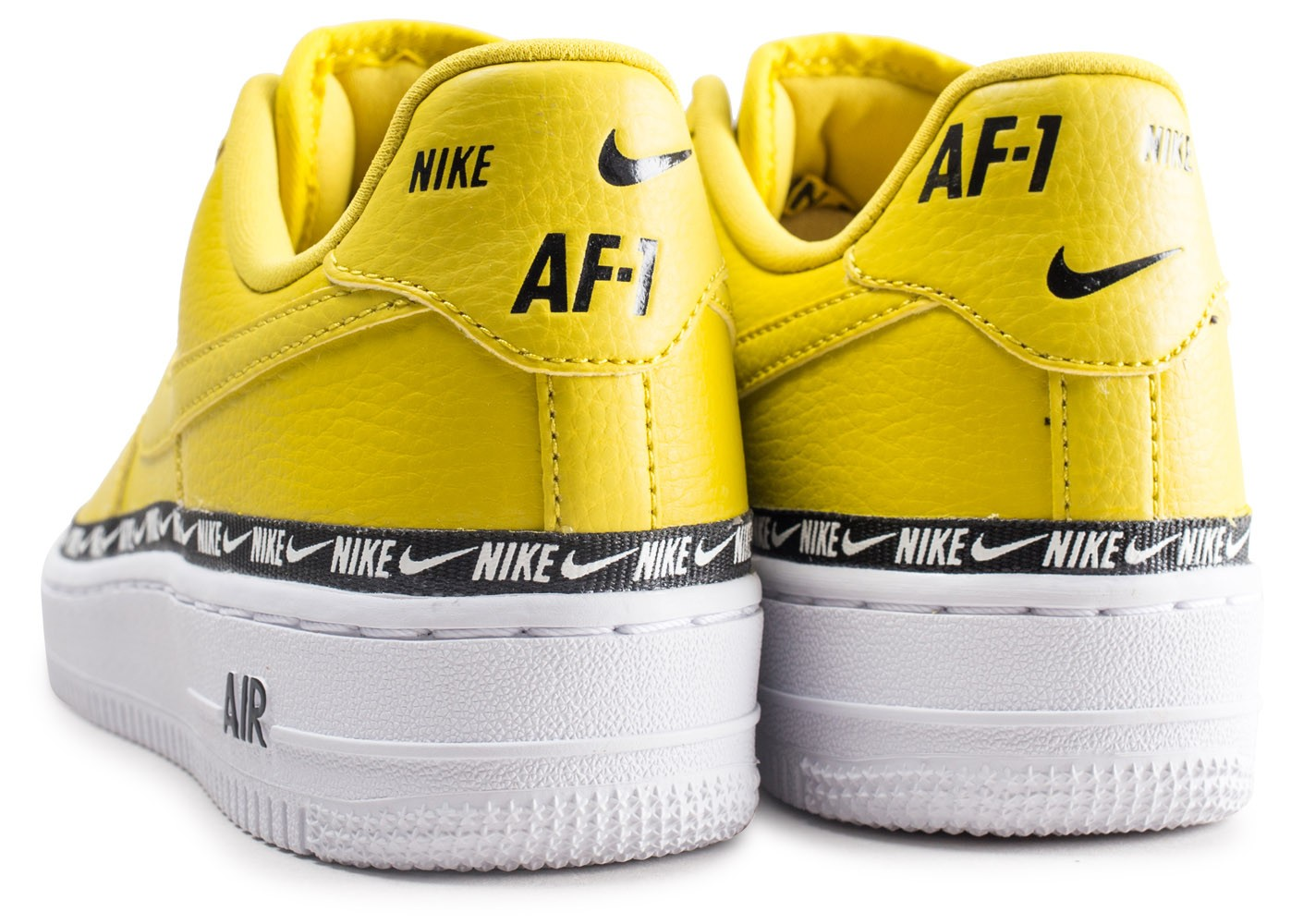 nike air force 1 07 se premium jaune