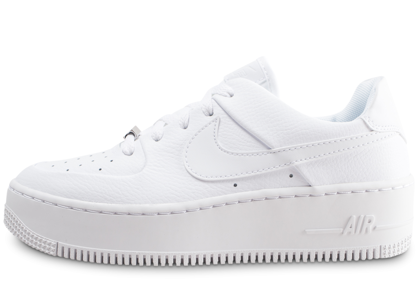 air force 1 low femme blanc