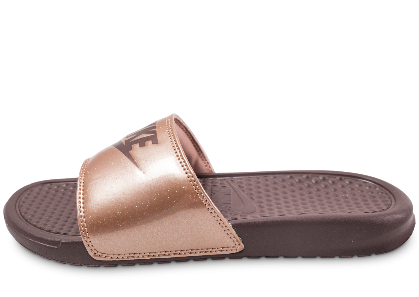 Sandales Bronze Benassi It Do Nike Chaussures Printed Femme Just UMpzqGSV