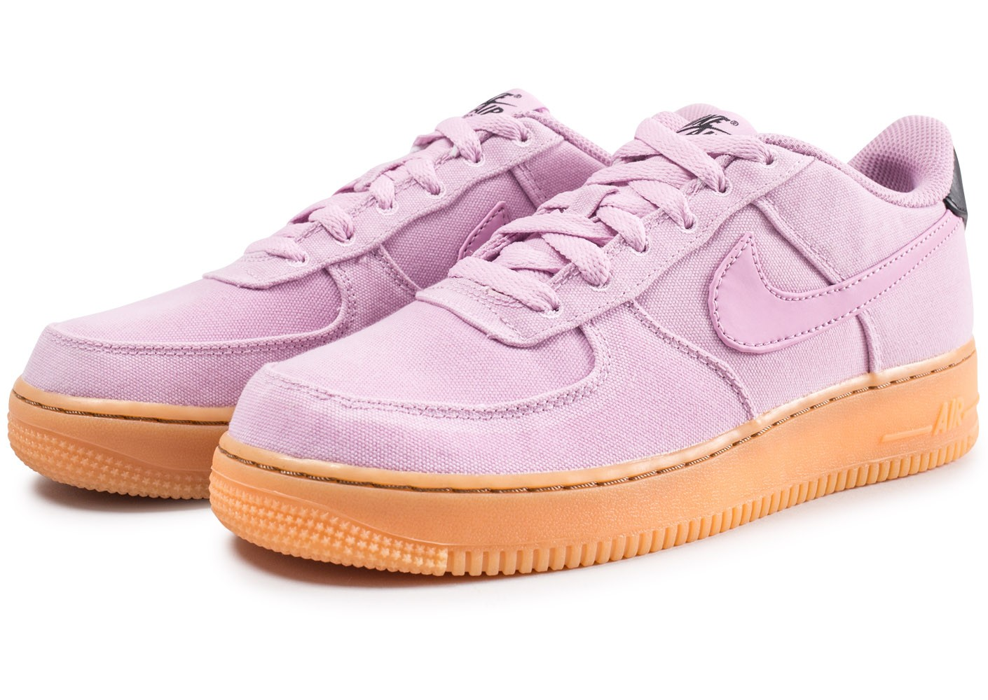 AIR FORCE 1 LV8 STYLE Baskets basses rose