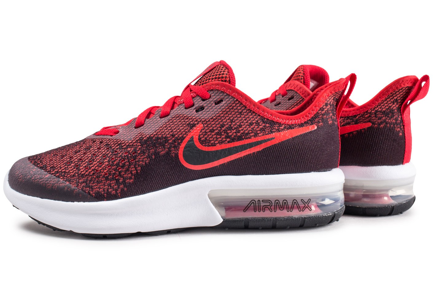 air max sequent rouge