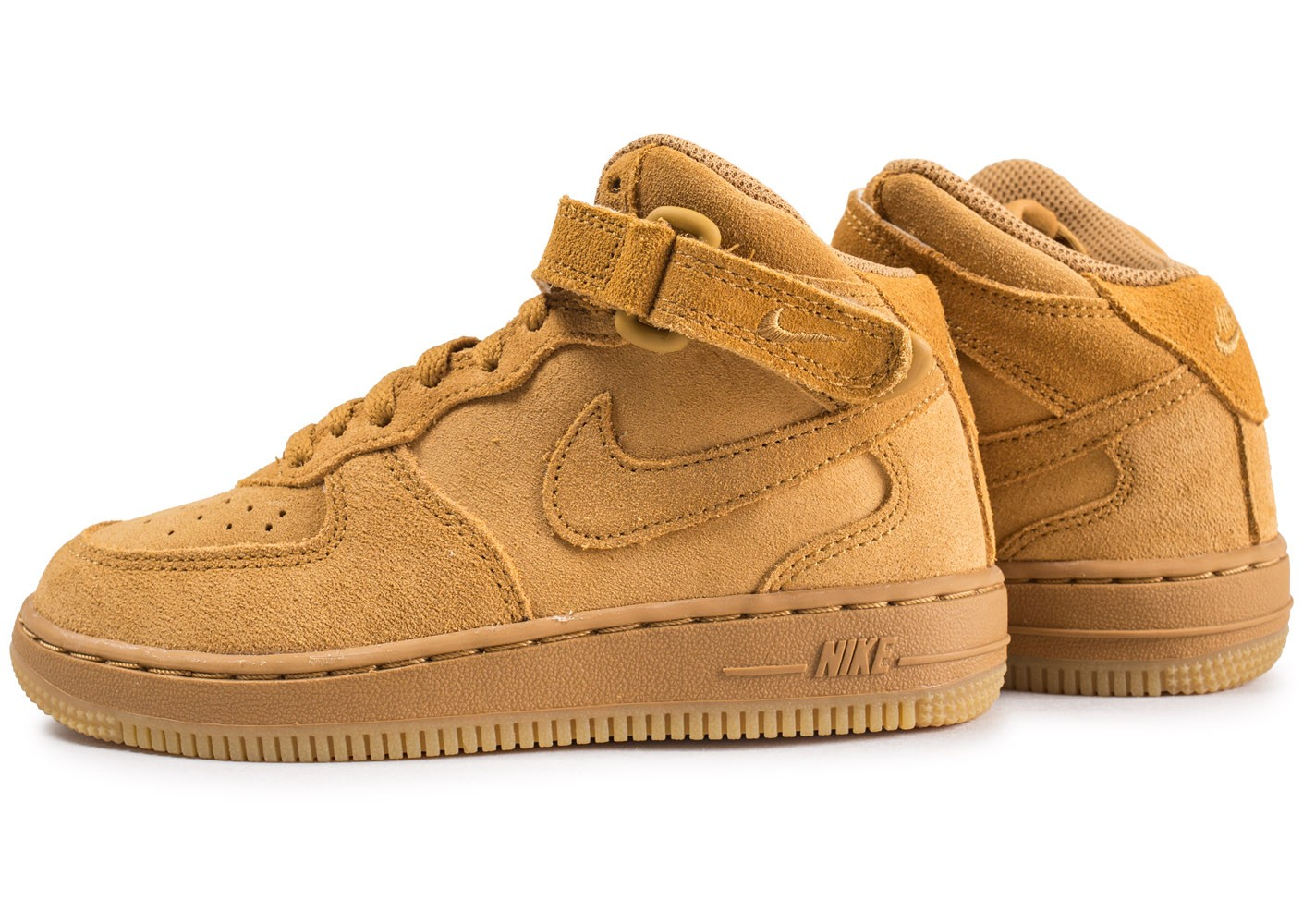 nike air force 1 mid wheat acheter