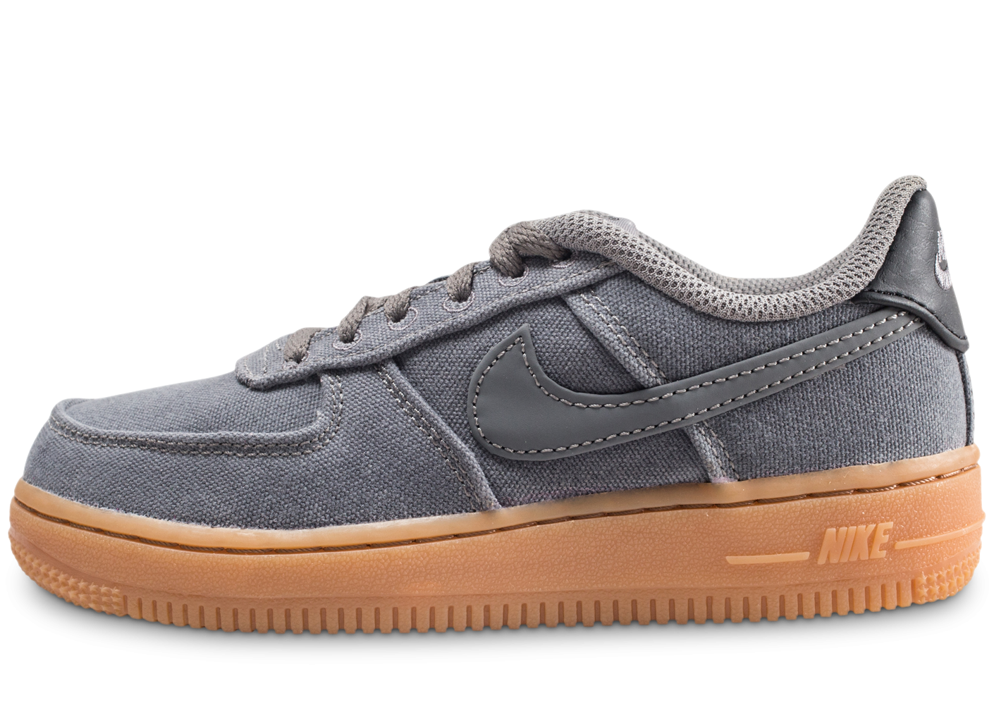 énorme réduction 11806 58c5f Nike Air Force 1 LV8 Style gris enfant
