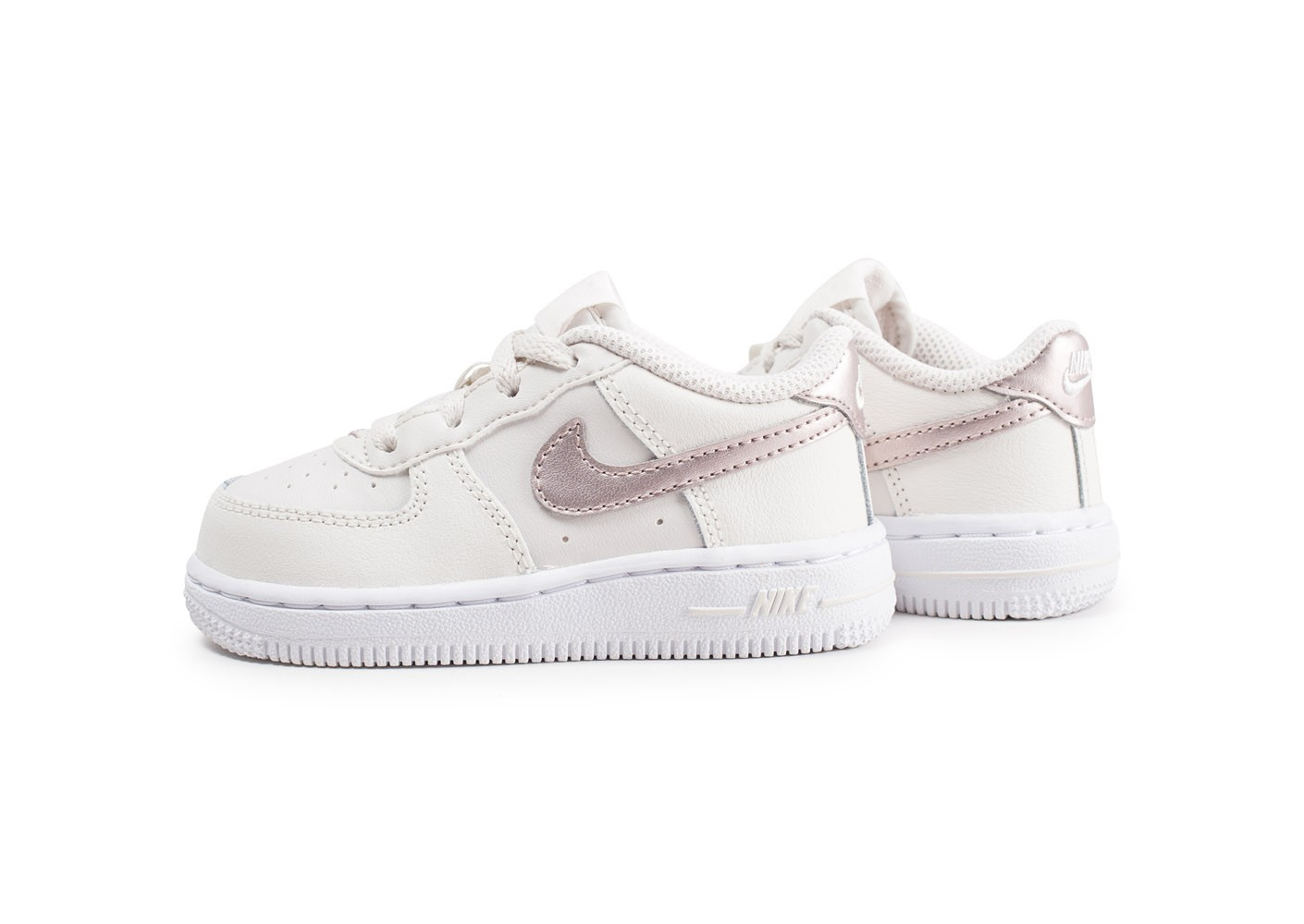 air force 1 enfant blanche fille