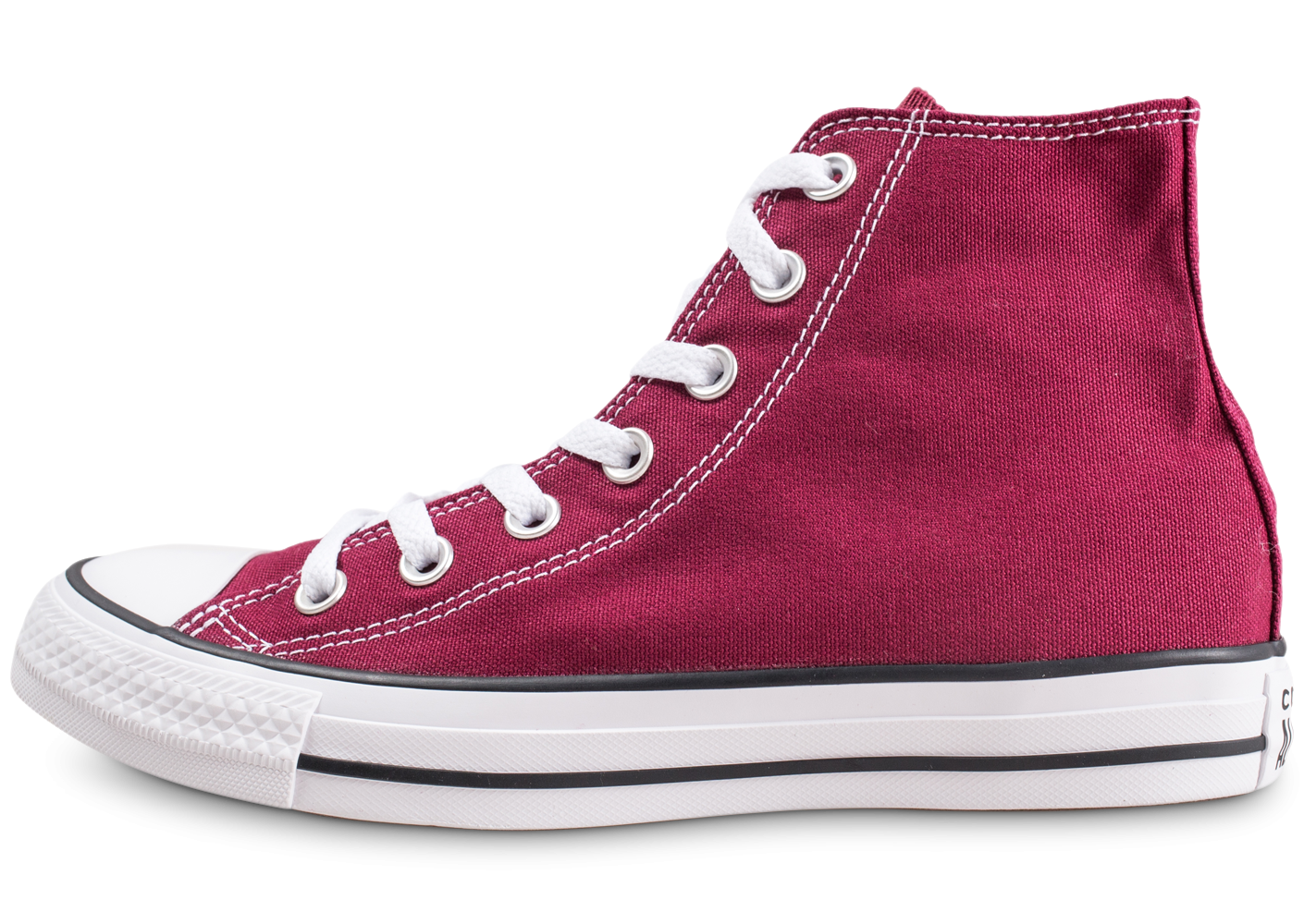 Converse Chuck Taylor All Star Hi bordeaux femme