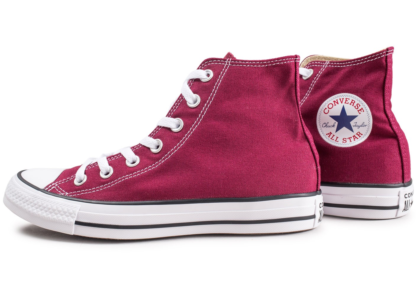 converse all star femme bordeaux