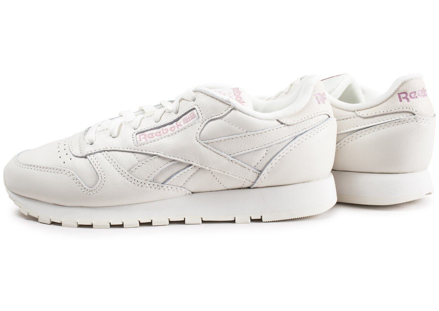 reebok chaussures femmes classic leather blanche XlOPiuwZkT