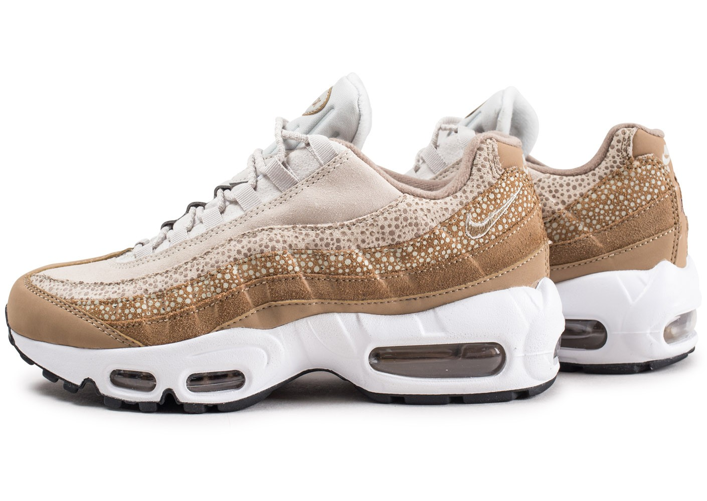 air max 95 blanche chausport