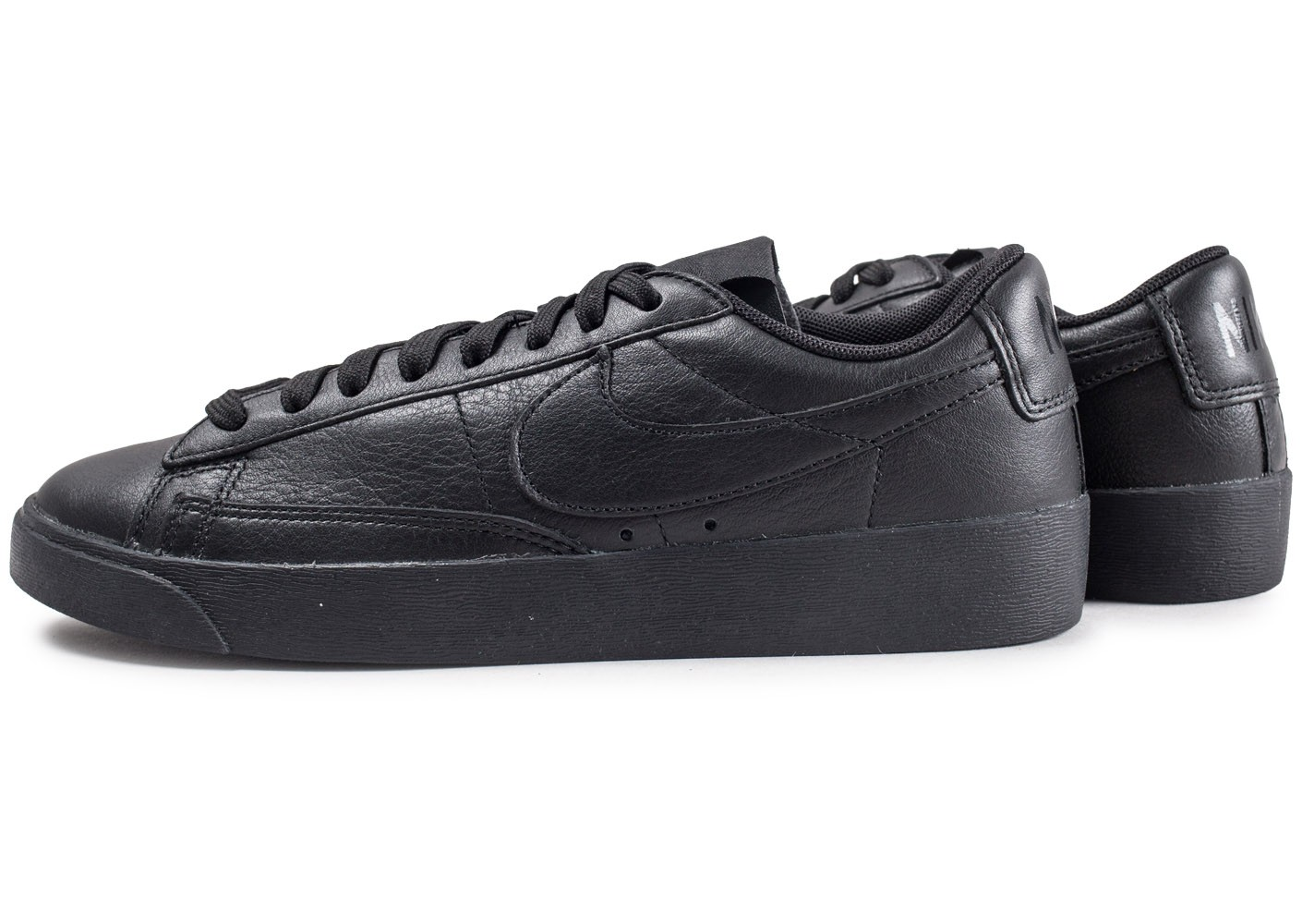 buy good special section look good shoes sale Nike Blazer Low LE noire femme - Chaussures Baskets femme - Chausport