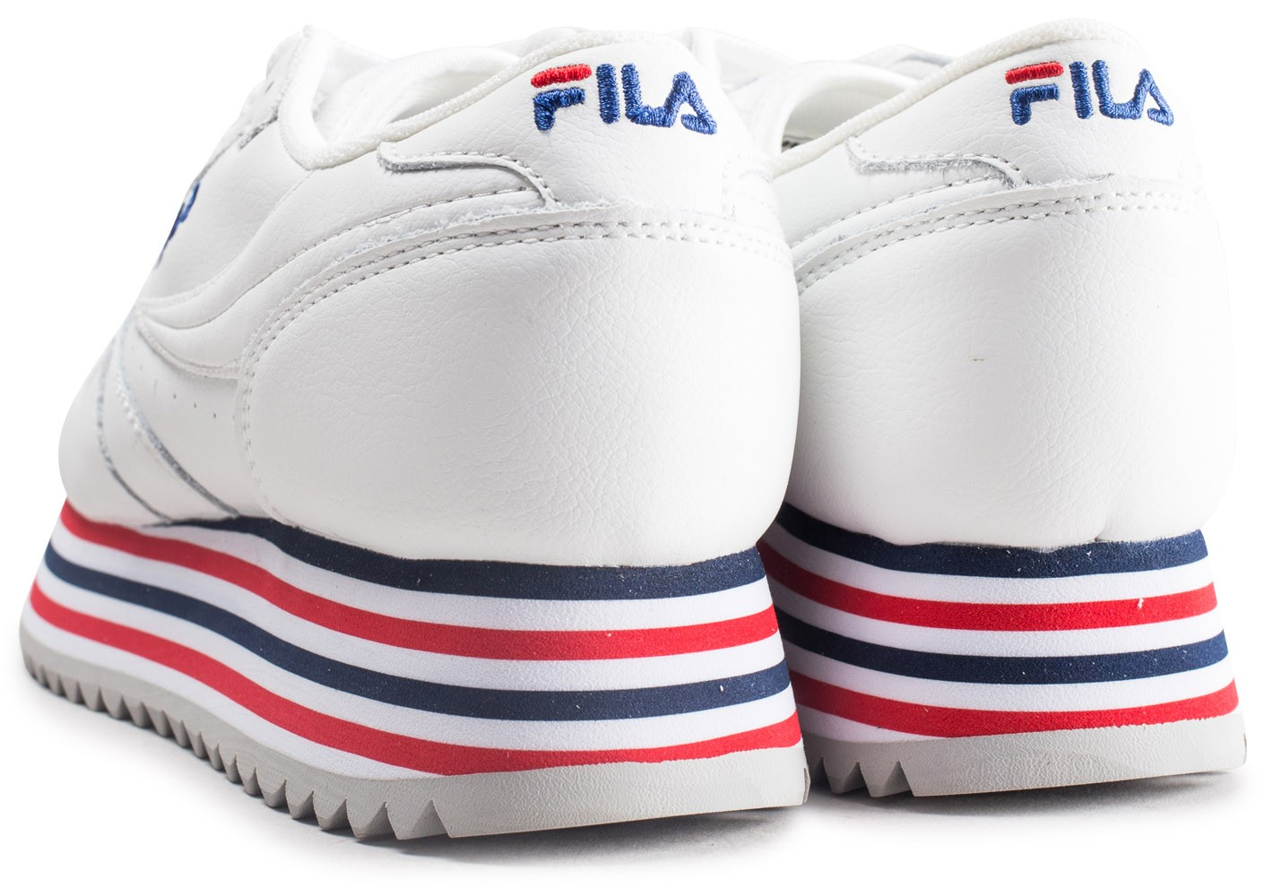 FILA | Orbit Low bleu Femme Baskets 440951