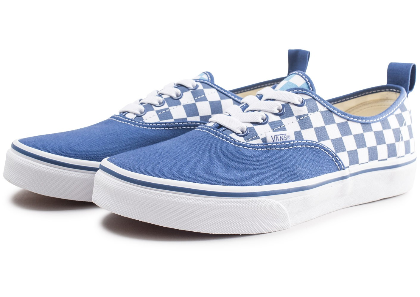 vans authentic damier
