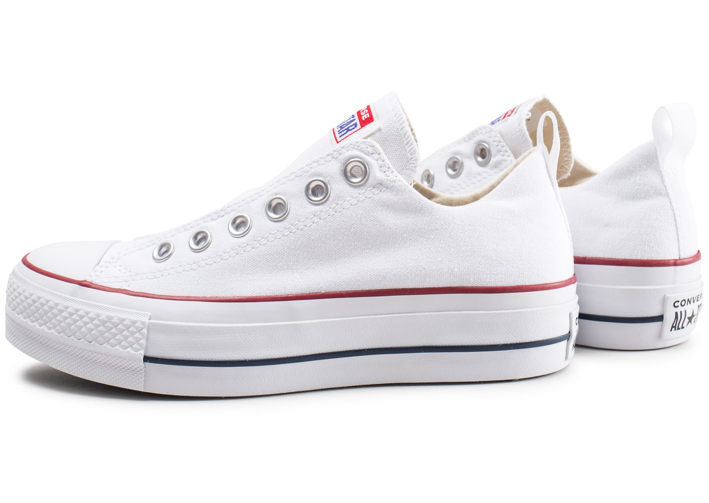 converse all star homme blanche