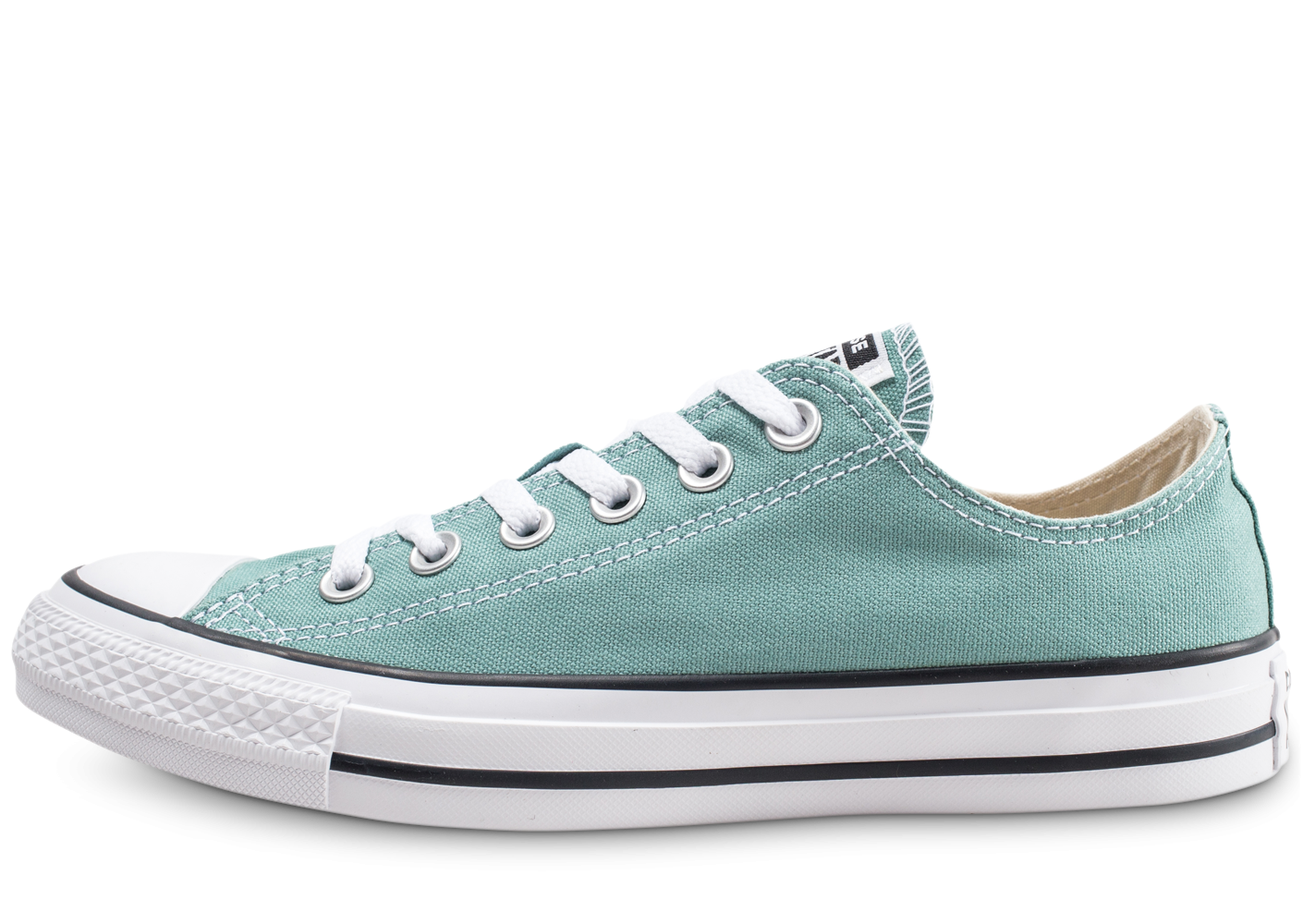 Converse Chuck Taylor All Star Low vert d'eau femme