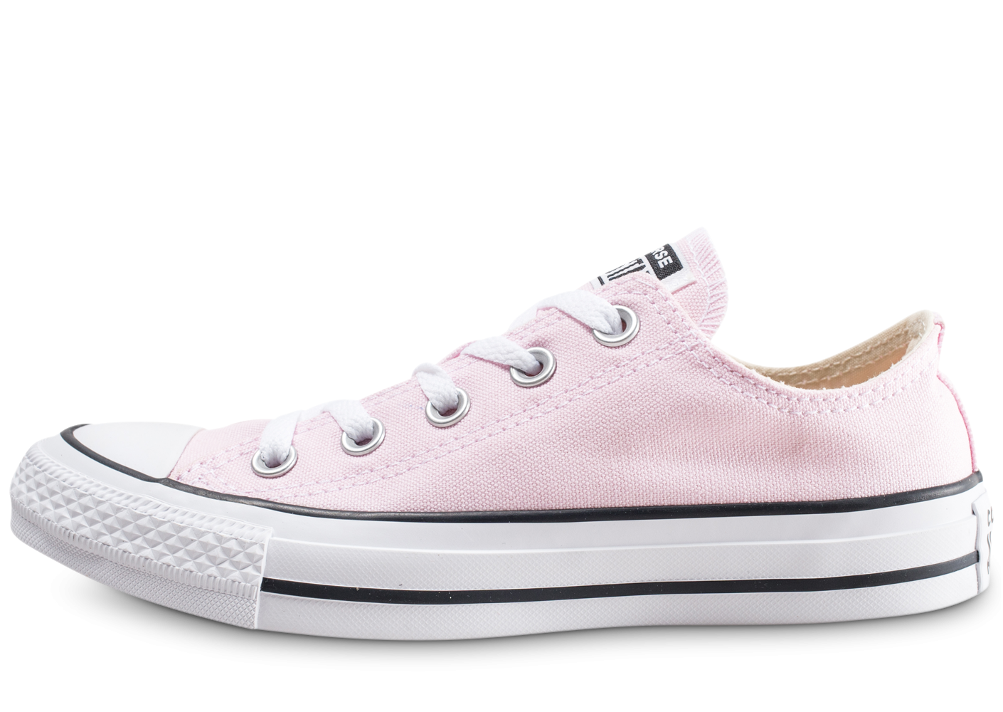 Converse Chuck Taylor All Star Low rose pâle