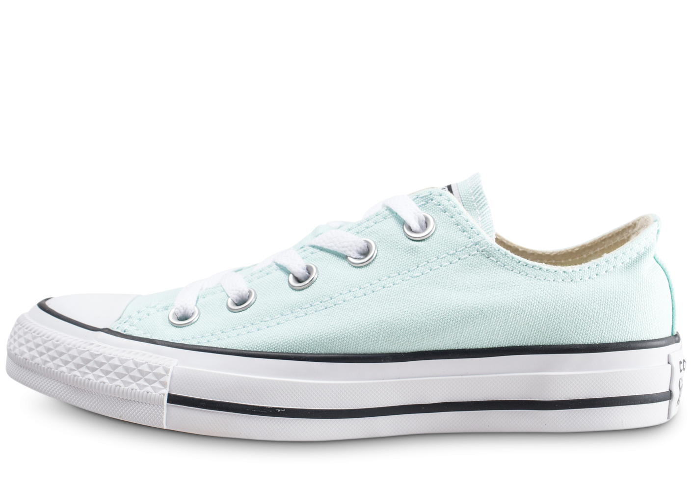 Converse Chuck Taylor All Star Low vert pastel femme