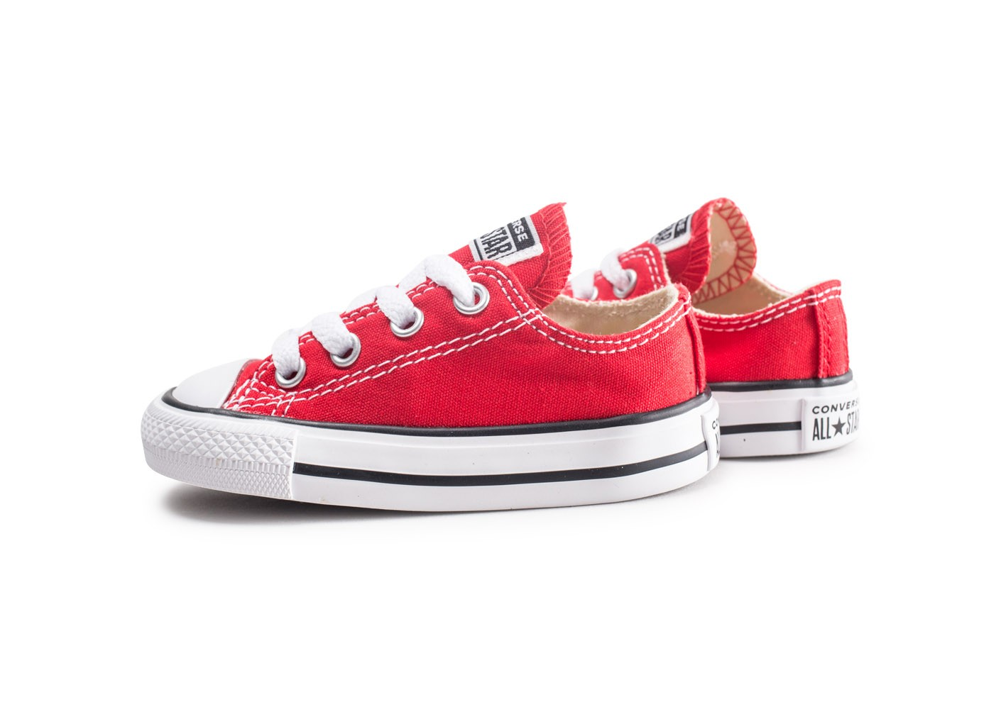 all star converse enfant rouge