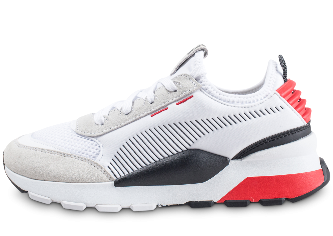 the best attitude 5679e 99d04 Puma RS 0 Winter Toys blanc - Chaussures Baskets homme - Chausport