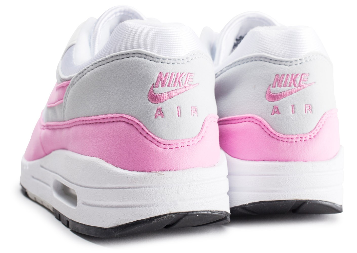 Nike Air Max Essential 1 blanche et rose femme Chaussures