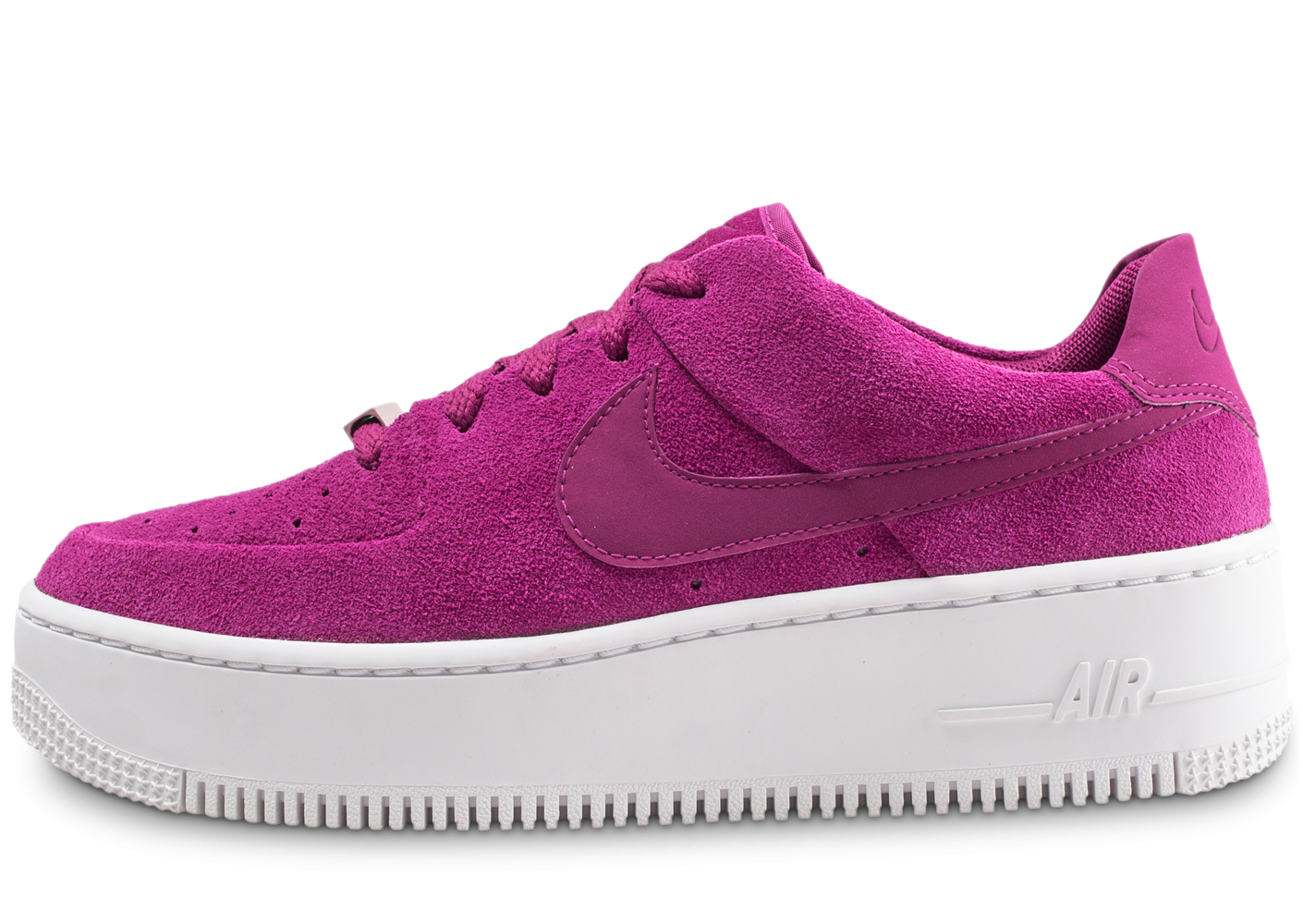 basket nike air force 1 femme rose