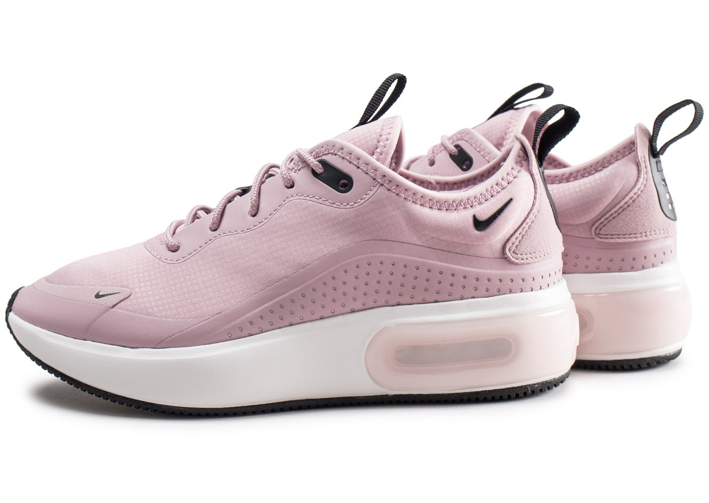 Nike Air Max Dia rose - Chaussures Baskets femme - Chausport