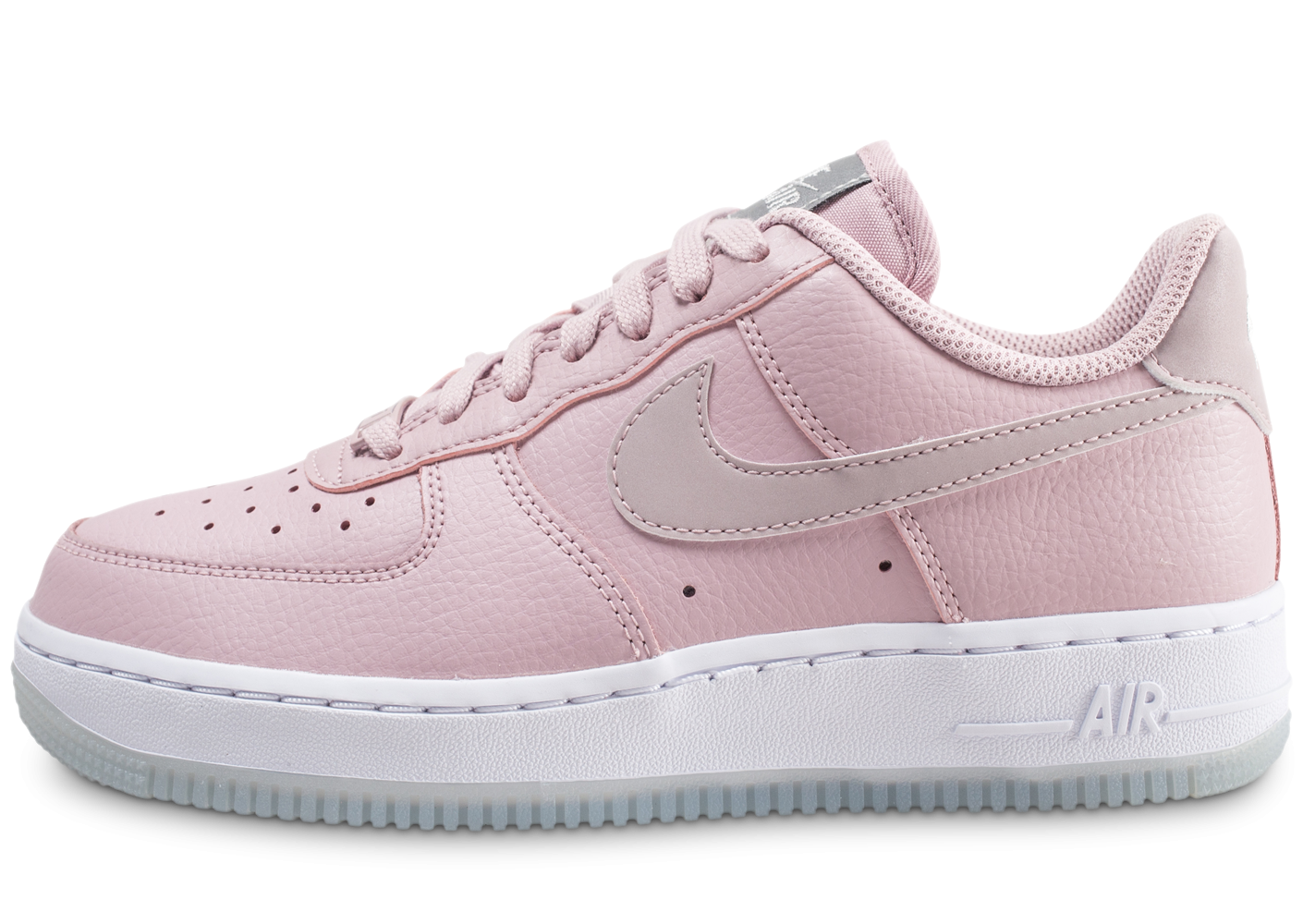 nike air force 1 femme blanc rose