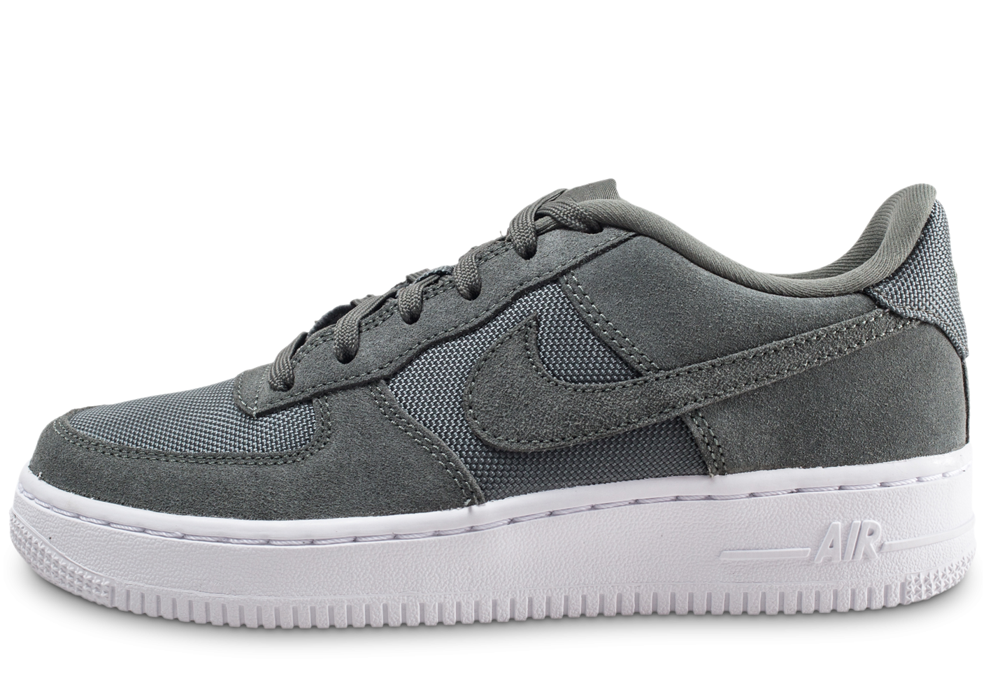 design intemporel c4d29 499dc Nike Air Force 1-1 kaki junior
