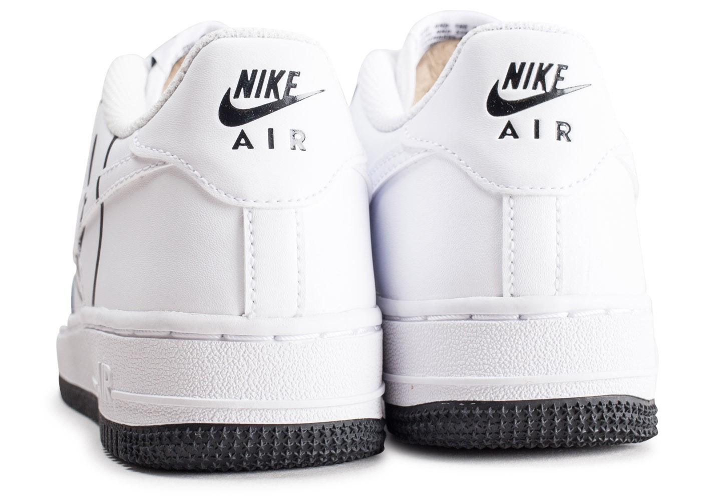 purchase cheap aa062 bd7d7 ... Chaussures Nike Air Force 1 LV8 blanche Have a Nike Day junior vue  dessous ...