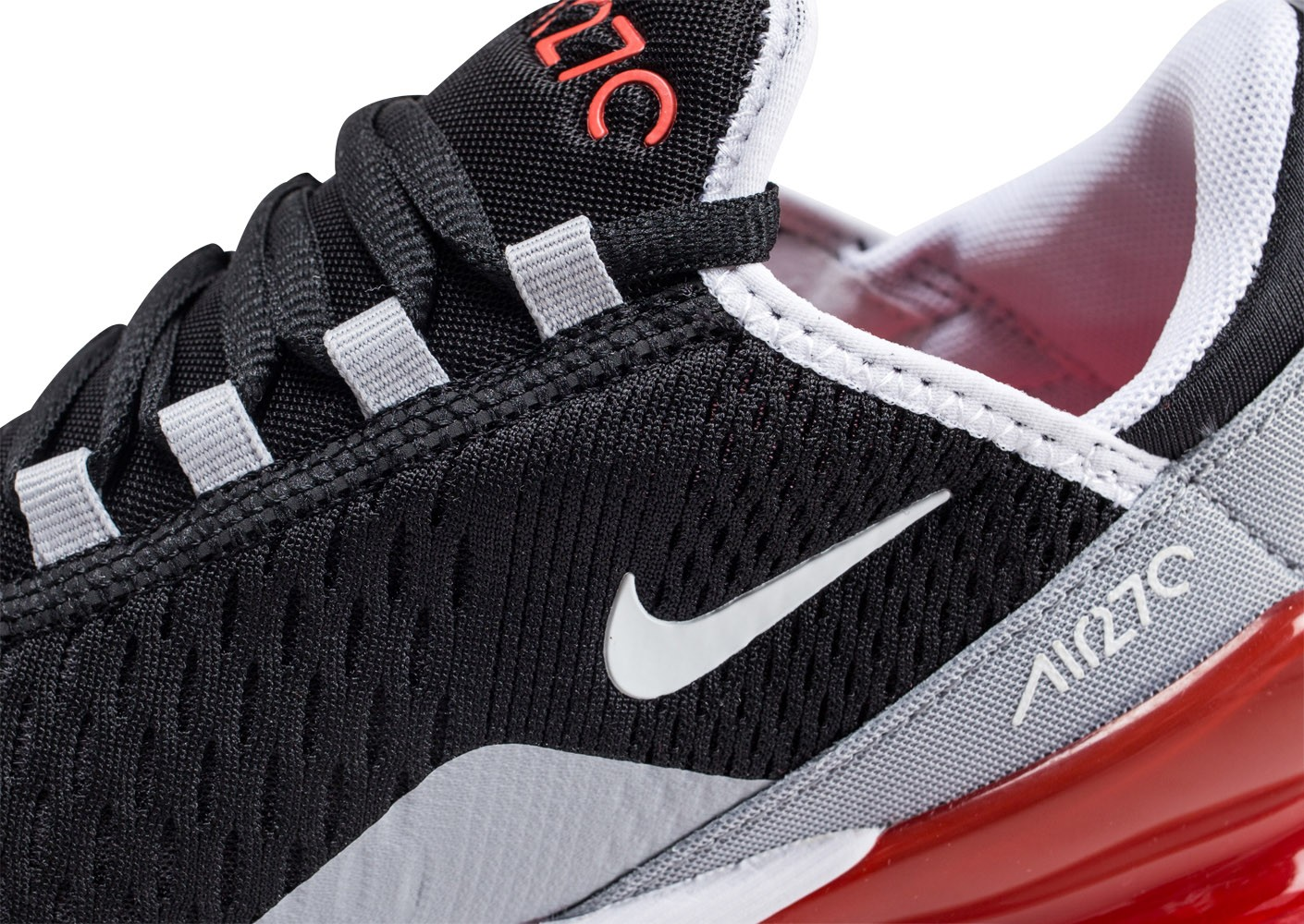 air max 270 junior rouge