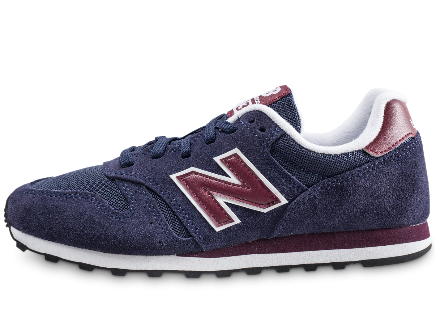new balance bordeaux homme