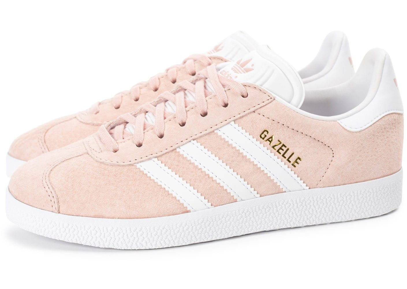 adidas Baskets en cuir Gazelle W Adidas Originals