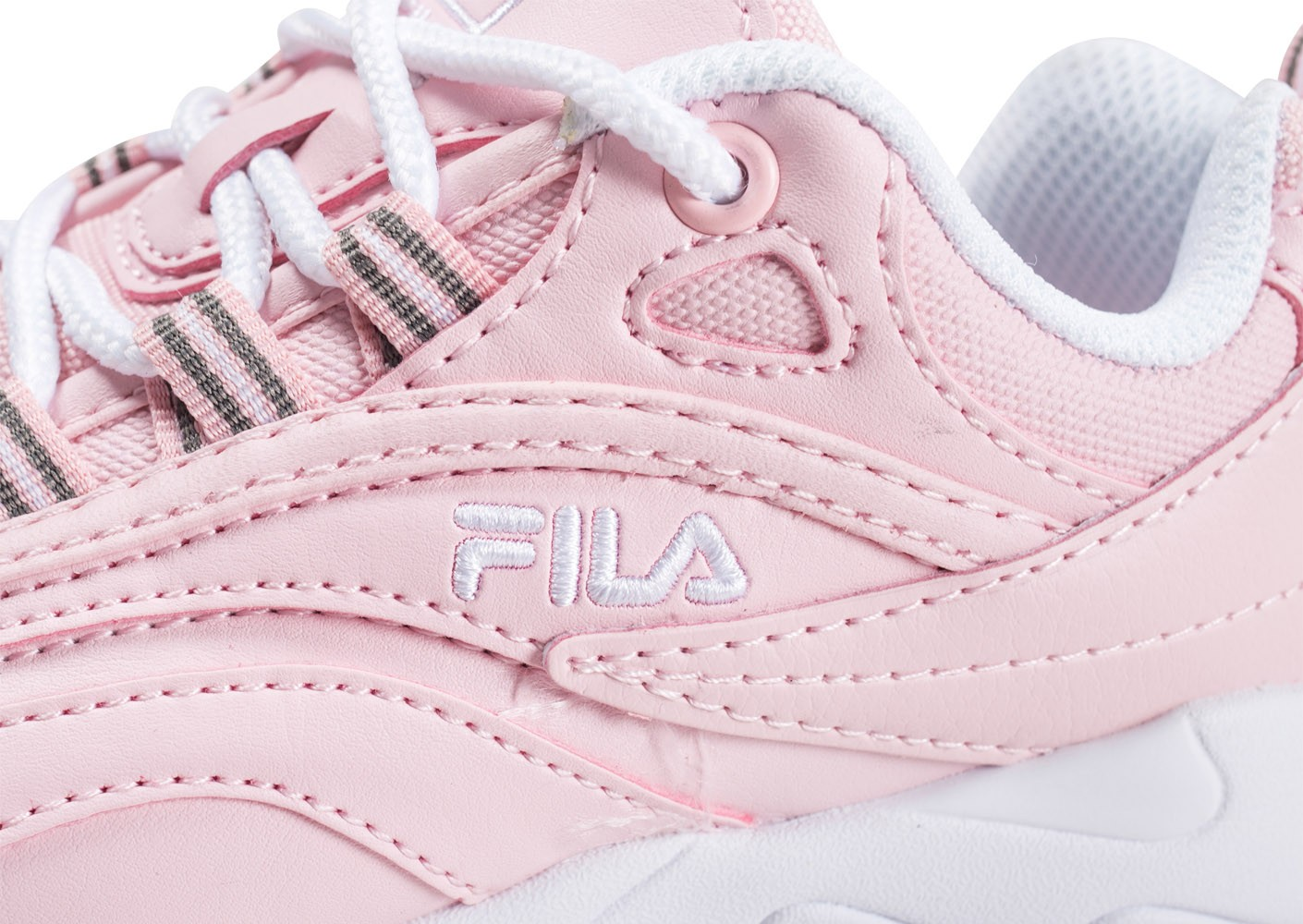 fila chaussures ray rose pale