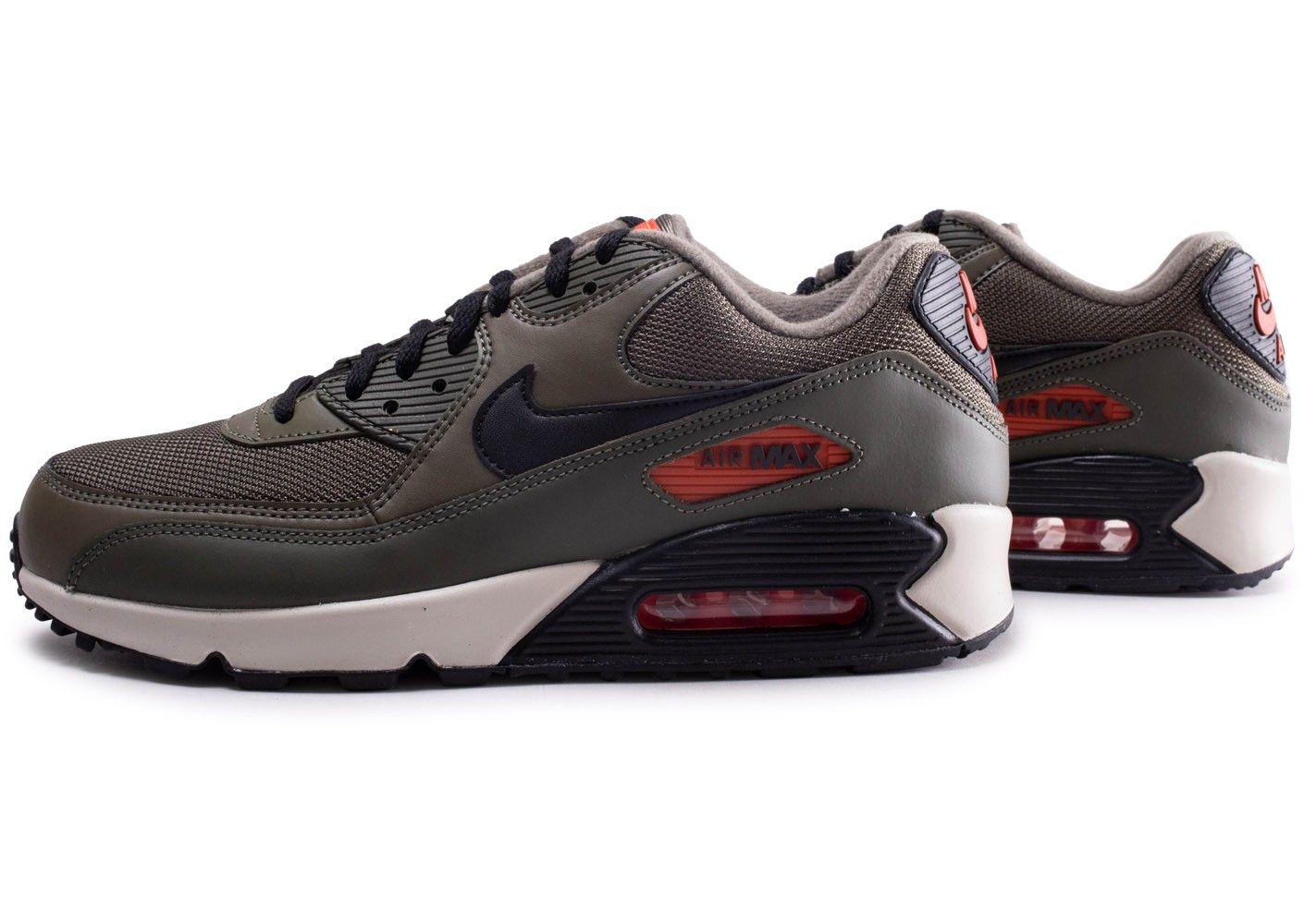 nike air max 90 homme olive